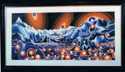 Cosmic Experience No II