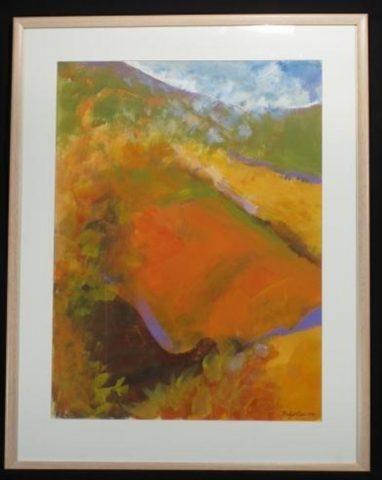 Landscape 7 (Triptitch)