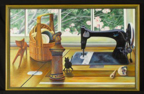 amandas sewing table