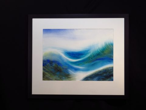 Sea waves