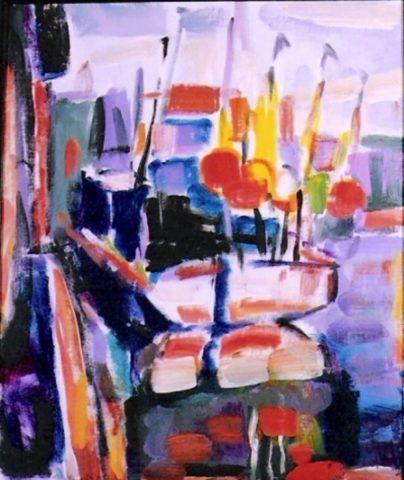 crayfish boats