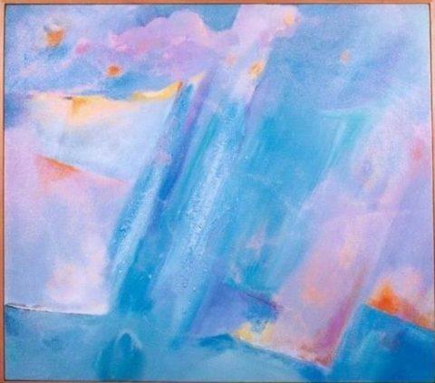 Blue Spillway